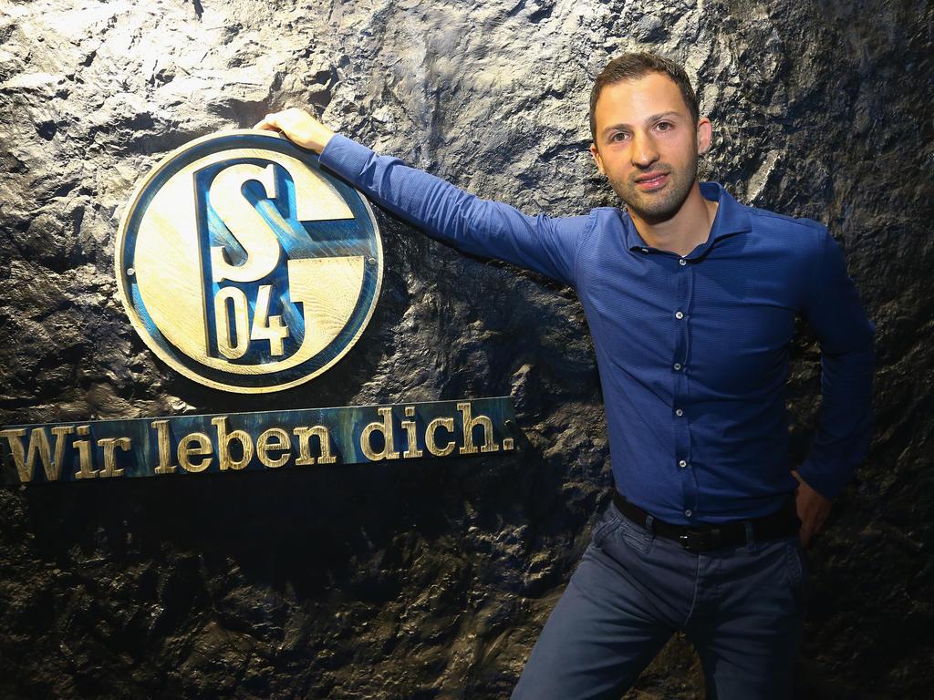 Domenico Tedesco sucht noch einen Co-Trainer