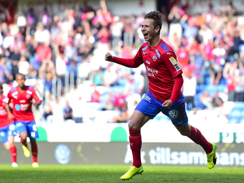 Alex Timossi Andersson steht wohl im Fokus des FC Bayern