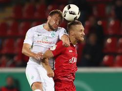 Björn Jopek wird für zwei Spiele gesperrt