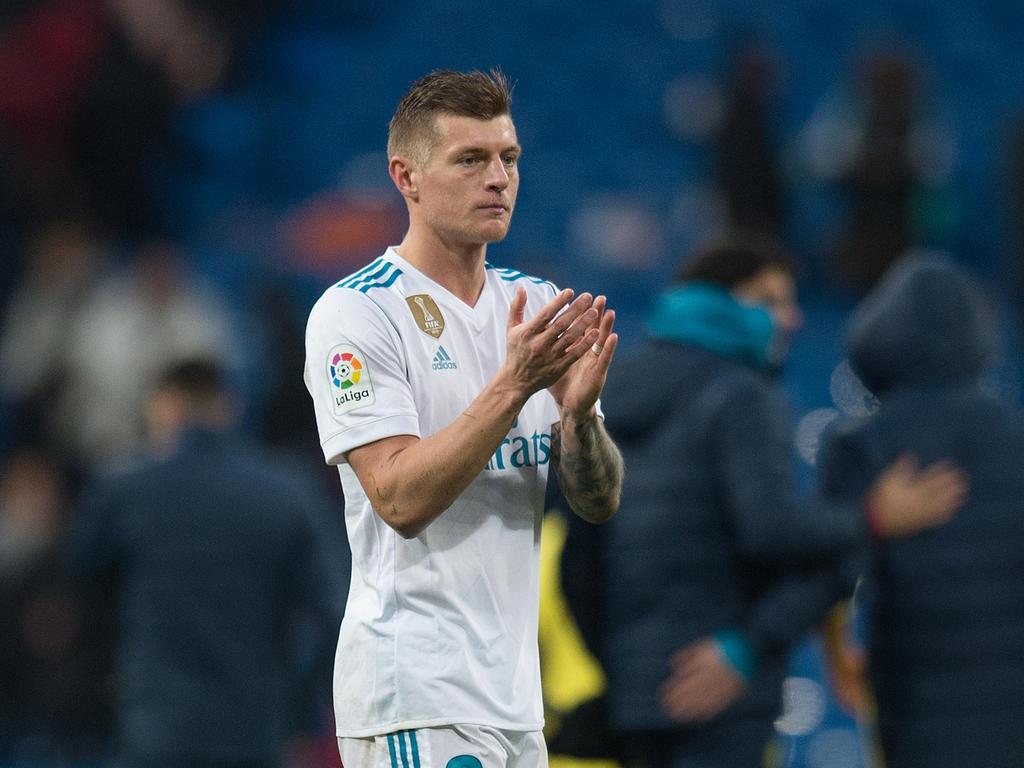 Toni Kroos steht bei Real in der Kritik. Wohin führt der Weg des Weltmeisters?