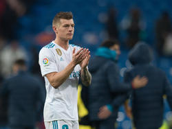 Kroos podría volver a ser titular con el Real Madrid en París. (Foto: Getty)