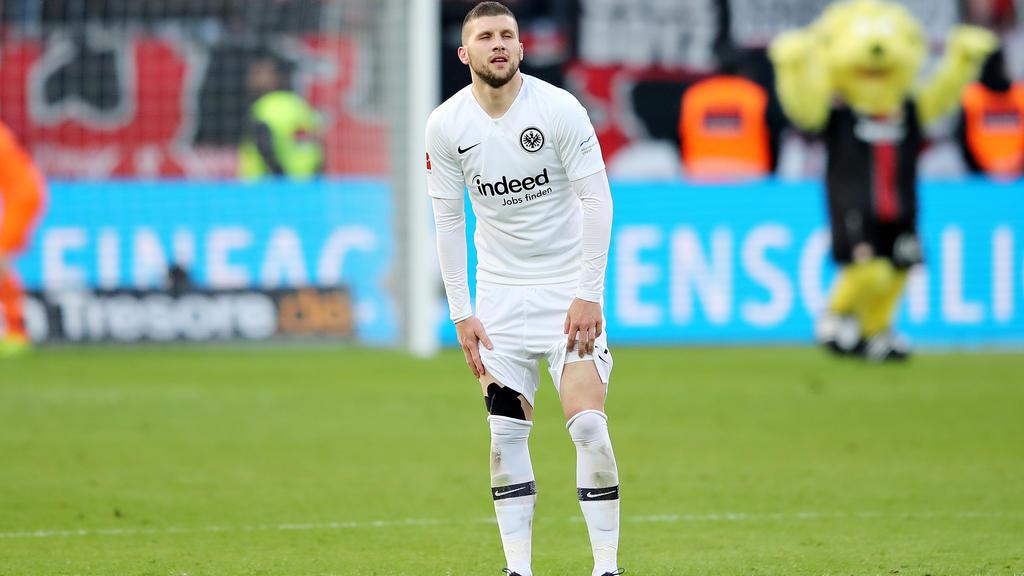 Ante Rebic wird von Inter Mailand umworben