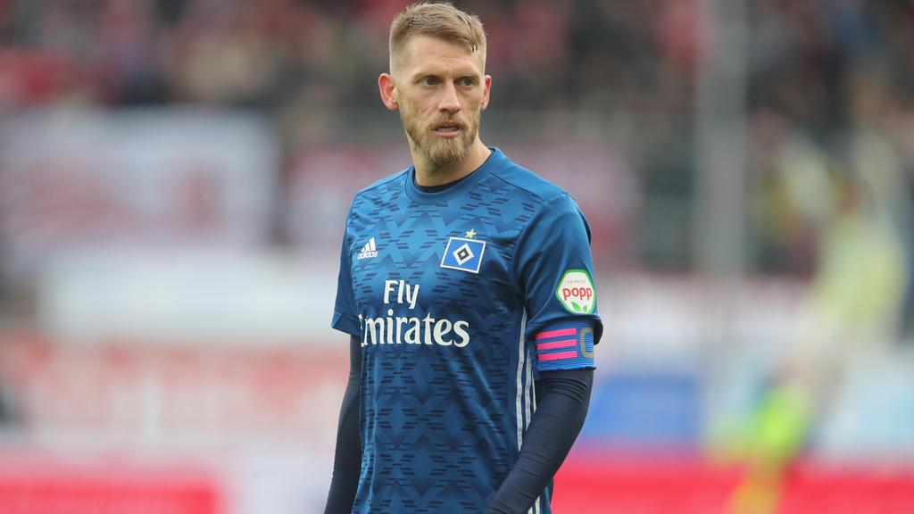 Aaron Hunt war bereits in der vergangenen Saison Kapitän beim Hamburger SV
