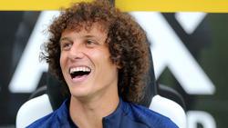 David Luiz steht vor einem Wechsel zum FC Arsenal
