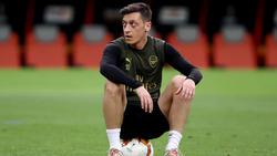 Wurde vor kurzem Opfer eines Raubüberfalls: Mesut Özil