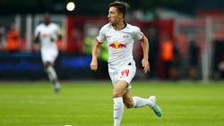 RB Leipzigs Kevin Kampl steht vor einer Rückkehr in den Kader der Sachsen