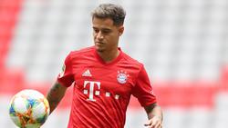 Philippe Coutinho ist der neue Superstar des FC Bayern