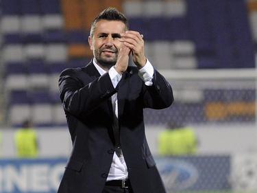 Nenad Bjelica führte 2013 auch die Wiener Austria in die Champions League