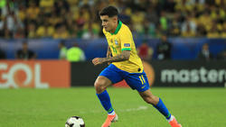 Bayern-Leihspieler Coutinho ist für die Selecao im Einsatz