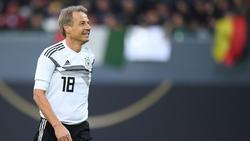 Jürgen Klinsmann freut sich auf die WM in Doha