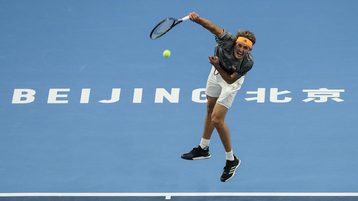 Alexander Zverev steht in Shanghai im Achtelfinale