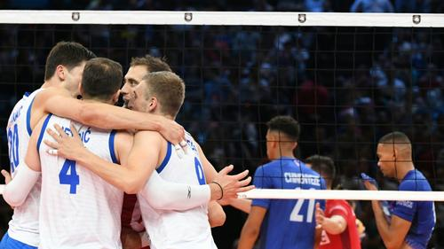 Serbien ist Volleyball-Europameister