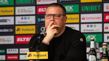 Max Eberl beschwert sich über den Umgang mit Gladbacher Fans