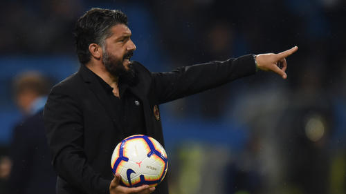 Gennaro Gattuso übernimmt die SSC Napoli