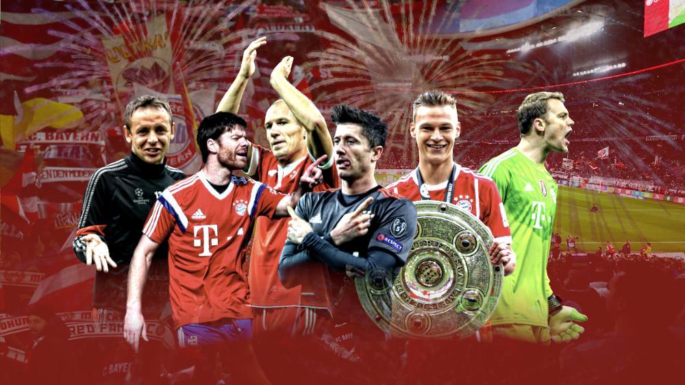 Top 10 im Ranking: Die besten Transfers des FC Bayern seit 2009