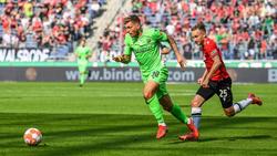 Der SV Sandhausen hat Hannover 96 bezwungen