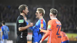Holstein Kiel nur unentschieden gegen Darmstadt 98
