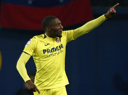Ekambi se marcha a la Ligue 1 hasta junio.