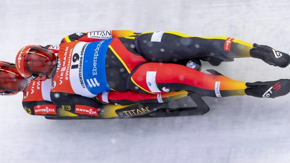 WM-Bronze für das Duo Wendl/Arlt