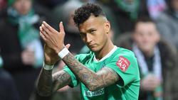 Hat sich im Pokalspiel gegen den BVB verletzt: Werders Davie Selke