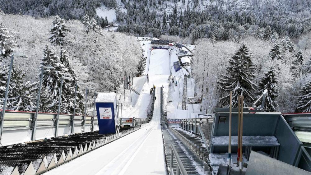 Die Skiflug-WM findet dieses Jahr ohne Zuschauer statt