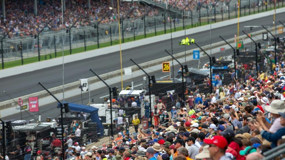 Die Indy 500 müssen verschoben werden