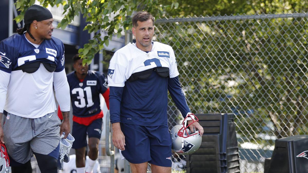 Gostkowski kickt nicht mehr für die New England Patriots