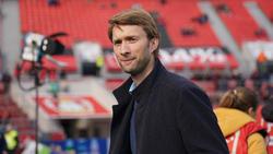 Bayer-Sportdirektor Simon Rolfes will mit Leverkusen regelmäßig um Titel mitspielen