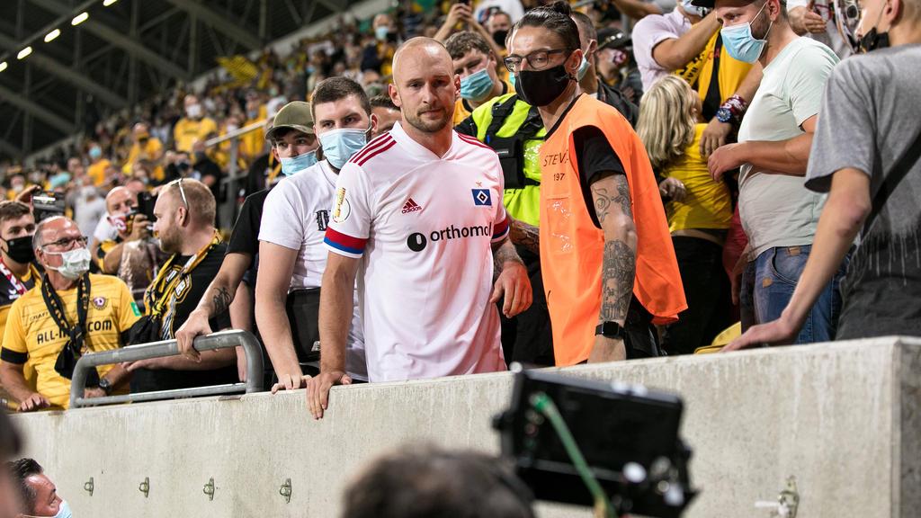 Der HSV steht hinter Toni Leistner
