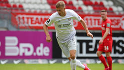 Jann-Fiete Arp hat es beim FC Bayern schwer