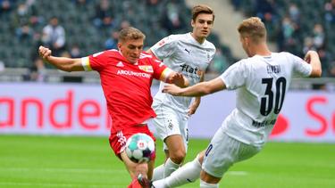Union Berlin und Borussia Mönchengladbach trennen sich die Punkte