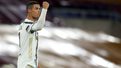 Bewahrte Juventus vor einer Niederlage: Cristiano Ronaldo