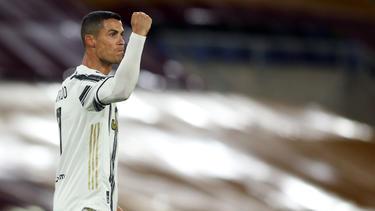 Cristiano Ronaldo schoss Juventus Turin im Alleingang zum Sieg