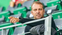 Hansi Flick vom FC Bayern verteidigt Bundestrainer Joachim Löw
