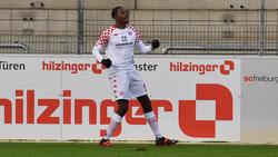 Jean-Philippe Mateta ist bei Mainz 05 Schlüsselspieler