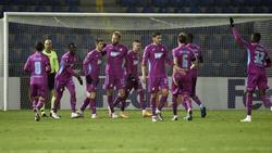 Die TSG 1899 Hoffenheim überwintert in der Europa League