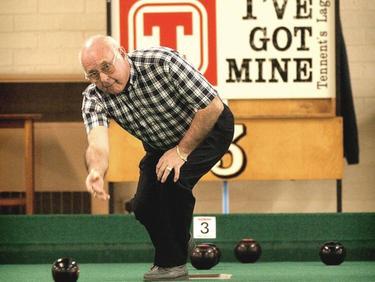 """In der Pension spielte McLean noch gerne """"Bowls"""""""