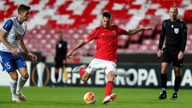 Julian Weigl spielte einst für den BVB