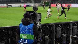 Die Champions-League-Achtelfinals sind bei Sky und DAZN zu sehen
