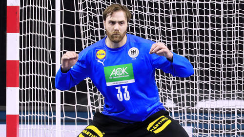 Andreas Wolff ist der Rückhalt des DHB-Teams