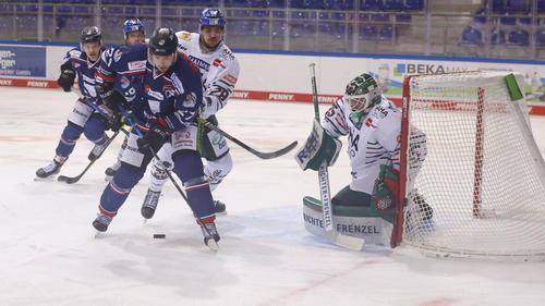 Augsburg feiert in Straubing ersten Sieg der DEL-Saison 2021