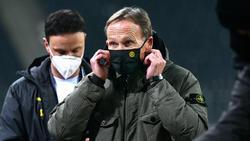Hans-Joachim Watzke hofft auf zwei Siege des BVB gegen RB Leipzig