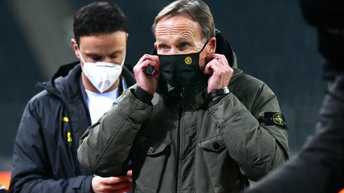 Hans-Joachim Watzke wehrt sich gegen Kritik am BVB