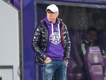 Peter Stöger kehrt der Austria nach Saisonende den Rücken