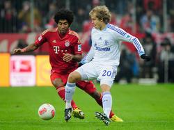 Schalke ohne Chance bei den Bayern