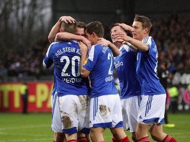 Die Mannschaft von Holstein Kiel wird weiter verstärkt