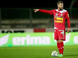 Andreas Lasnik verlässt Kapfenberg