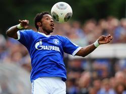 Michel Bastos wurde auf Schalke nicht glücklich