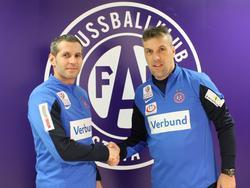 Cem Sekerlioglu wird Neo-Austria-Trainer Herbert Gager künftig als Assistent zur Seite stehen