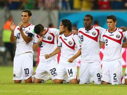 Costa Rica quiere seguir creciendo en la Copa del Mundo. (Foto: Getty)